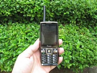 Hape Antik GT Mobile GT10 Fitur Walkie Talkie UHF Dual SIM