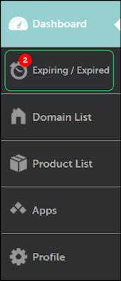 Cara memperpanjang domain di namecheap 1