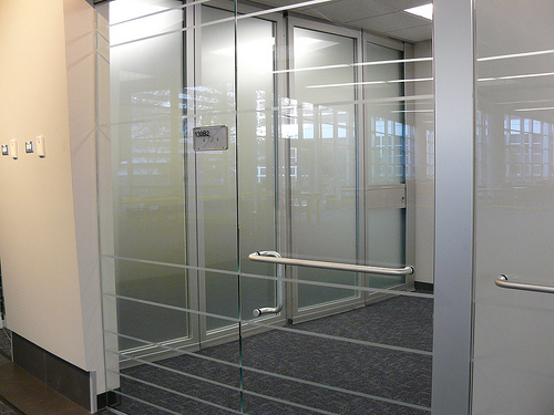 Glass Office Partition In Selangor