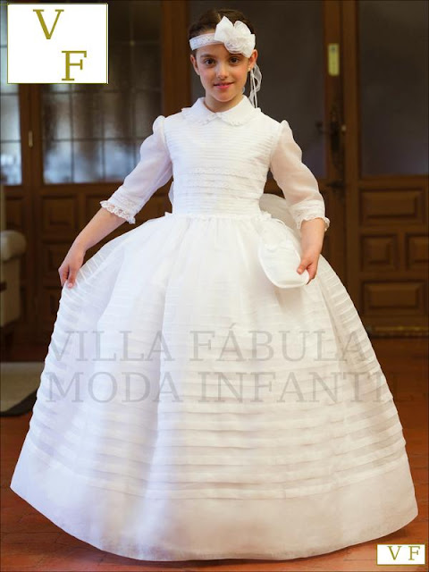 Vestidos comunion gijon