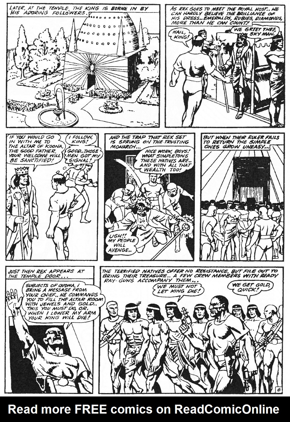 Read online Men of Mystery Comics comic -  Issue #81 - 174