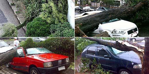 924ff3261 Tempestade em São Paulo deixa toda cidade em estado de atenção e alerta no  bairro do Ipiranga eTremembé.