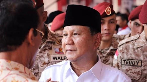 Prabowo: Agama Islam Saya Kurang Bagus