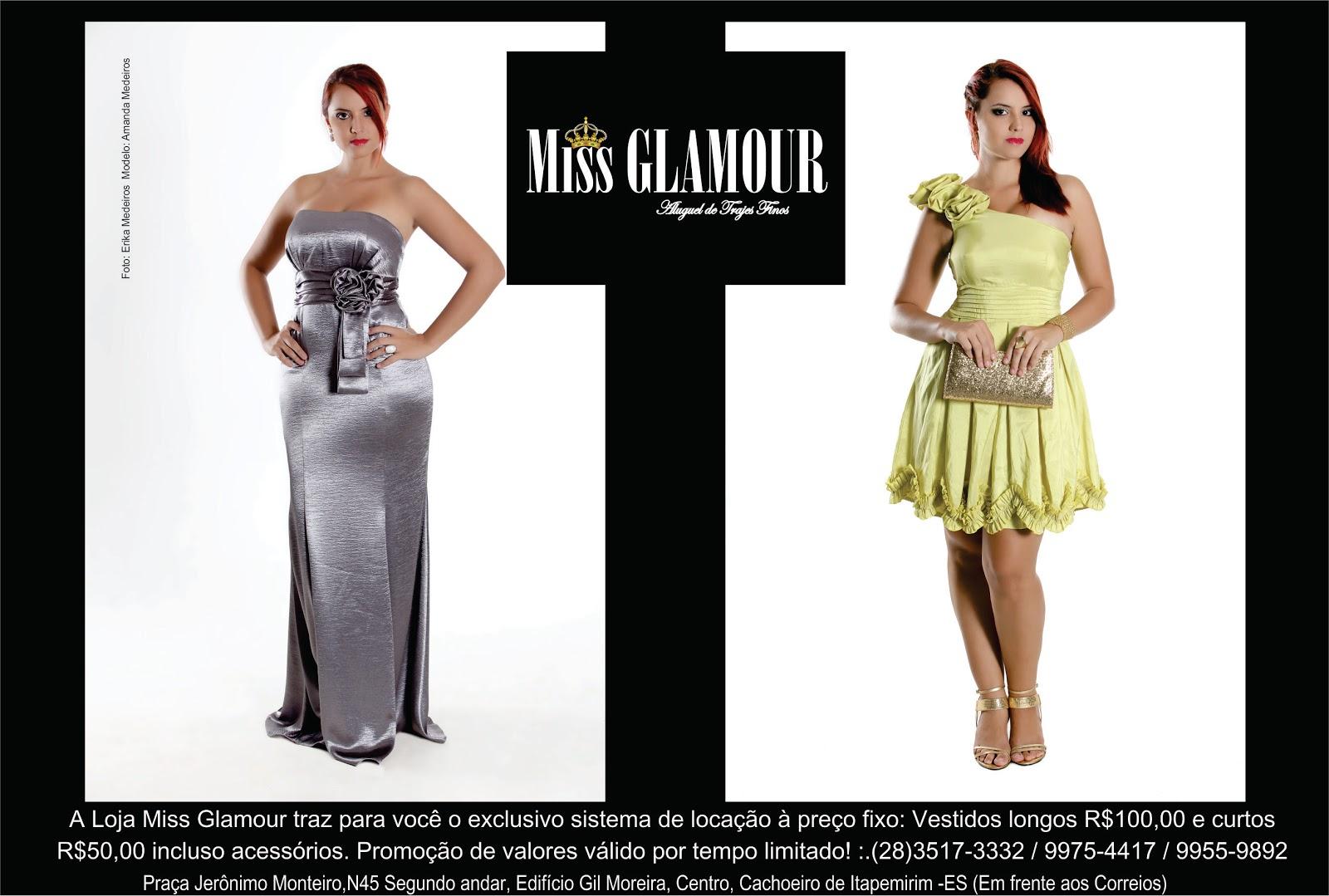 5b3379838d00 Miss Glamour - Aluguel e vendas de vestidos entre Amigas - Cachoeiro ...