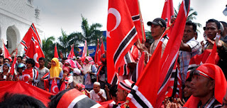 beredar vidio kelompok bersenjata Aceh akan boikot pemilu 2019 (ra hed)