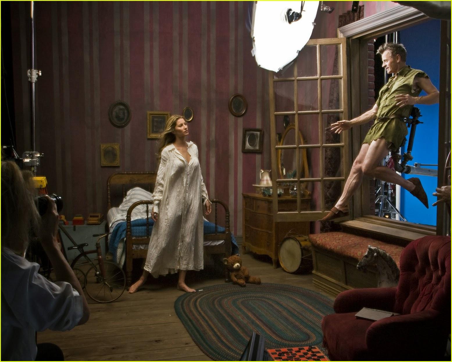 Tina Fey Tinkerbell Giselle Bundchen Mikhail Baryshnikov animatedfilmreviews.filminspector.com