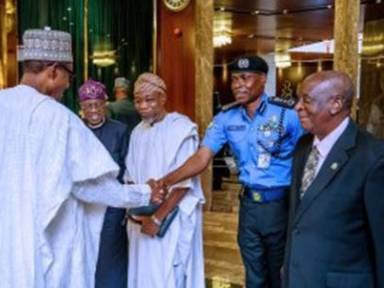 Buhari charges PSC to put Police in order