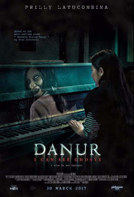Sinopsis Danur: I Can See Ghosts [Indonesia] (2017)