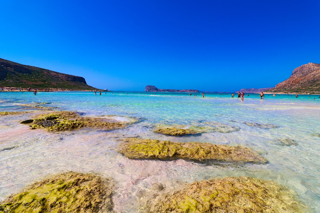 laguna Balos, podróże, wakacje, Karaiby Europy