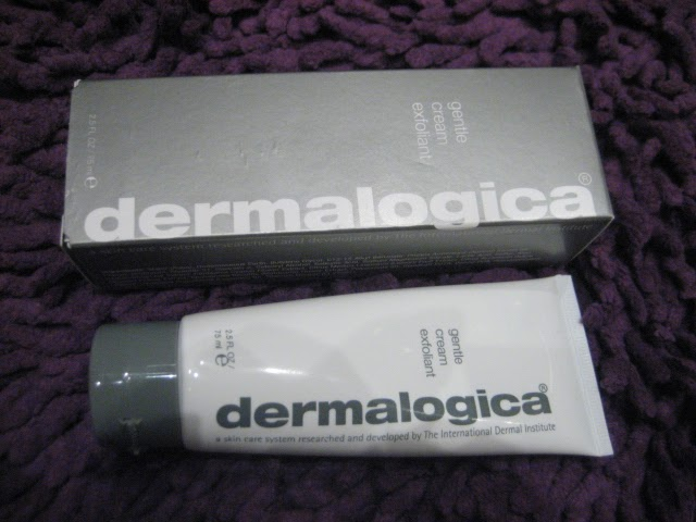 Sugarmakeup Dermalogica Gentle Cream Exfoliant Review