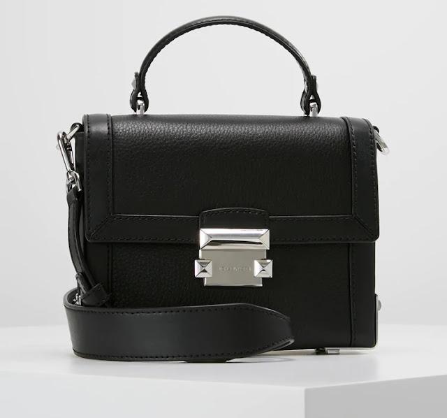 klasyczny kuferek torebka Michael Kors