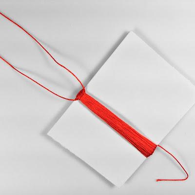 Silk Tassels Tutorial
