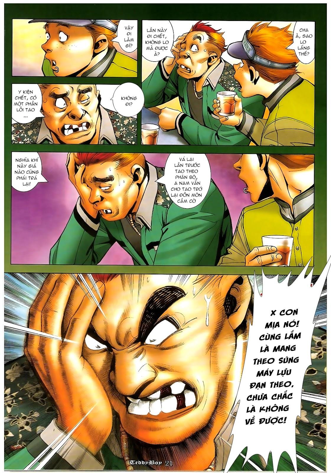 Người Trong Giang Hồ - Chapter 1216: Tráng Sĩ - Pic 16