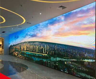 Cung cấp màn hình led p4 nhập khẩu tại Điện Biên