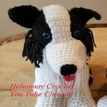http://www.ravelry.com/patterns/library/crochet-border-collie-dog