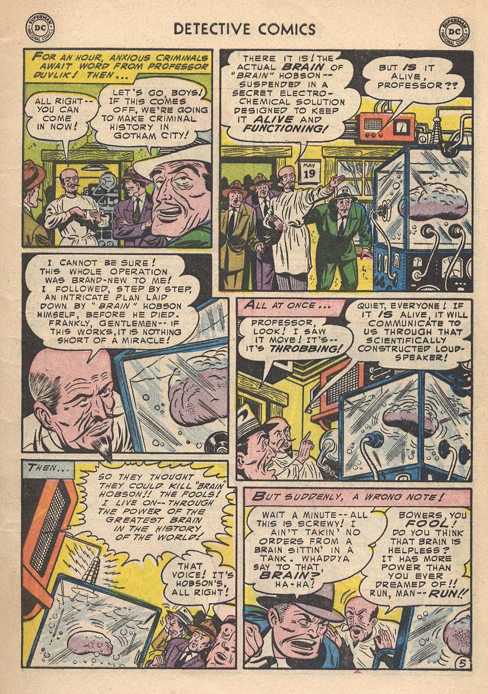 Read online Detective Comics (1937) comic -  Issue #210 - 7