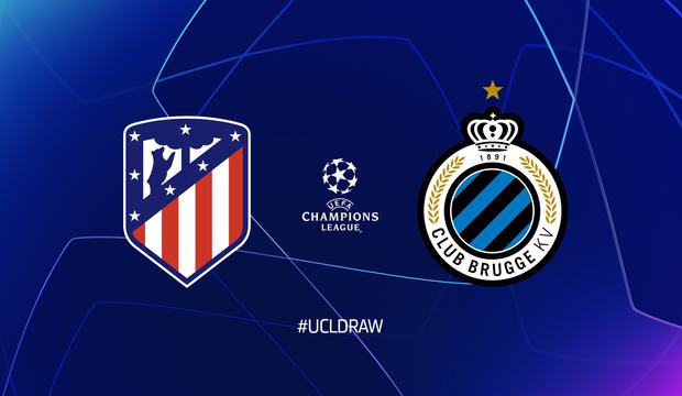 Prediksi Atletico Madrid vs Club Brugge KV 4 Oktober 2018 Liga Champion Eropa Pukul 02.00 WIB