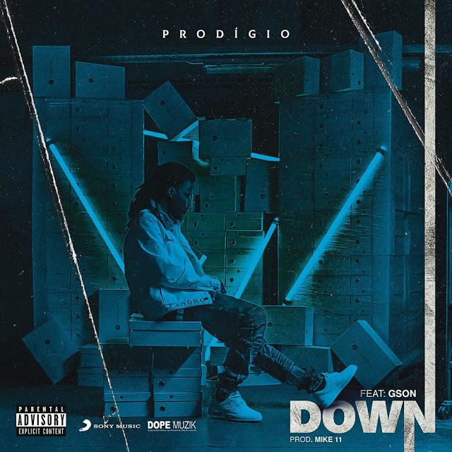 Prodígio ft. Gson - Down (Rap) (Prod. Mike 11)