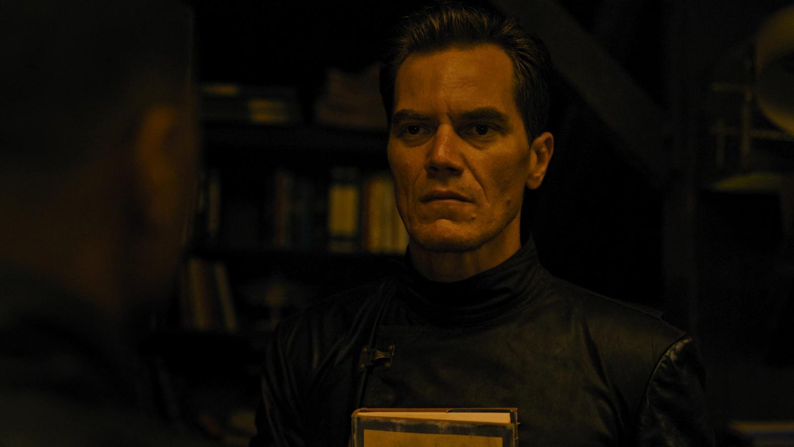 Fahrenheit 451 (2018) BRRip Full HD 1080p Latino-Castellano-Ingles captura 1