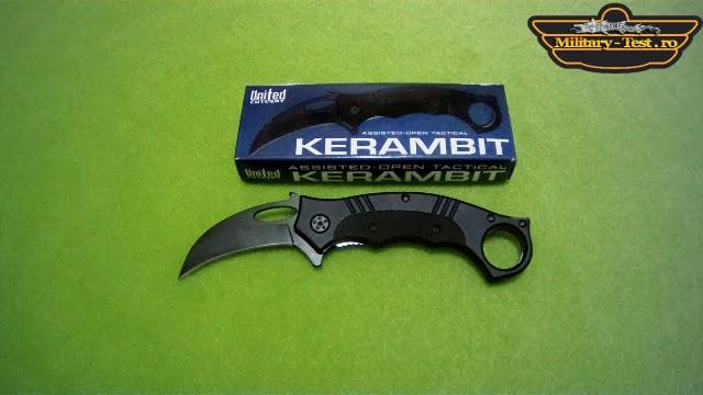 briceag karambit united cutlery