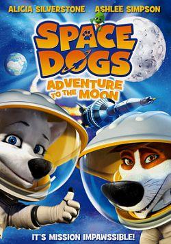 Space Dogs – A Aventura na Lua Dublado