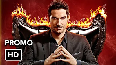 Lucifer - Recap e Trailer da 4° Quarta Temporada (HD) Netflix, Trailer legendado Online