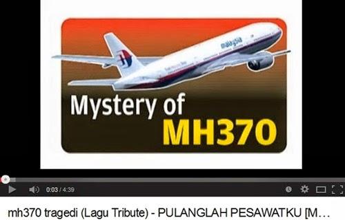 Pulanglah Pesawatku - Nuclear Strikes, lagu Pulanglah Pesawatku untuk mh370