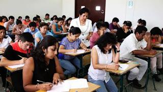 22 mil docentes concursan por 37 mil plazas de nombramiento