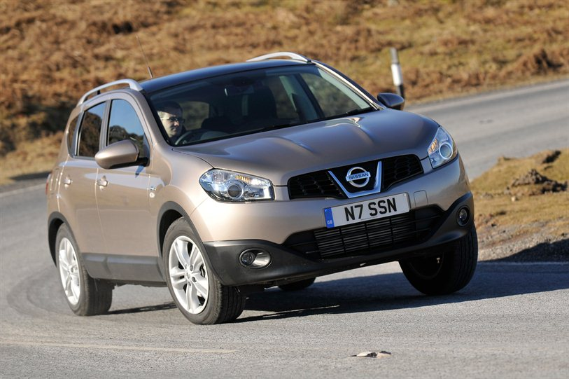 Nissan Qashqai inceleme Resimleri