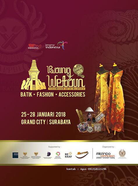 Bang WETAN Januari 2018 - Grand City Surabaya