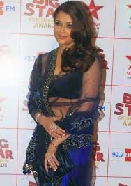 Aishwarya in  Stylish Designer Sarees