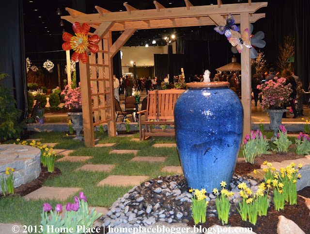 Home Place Connecticut Flower And Garden Show 2013 At The Ct Convention Center