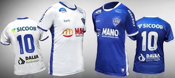 Karilu lança novas camisas do Clube Esportivo União - Show de Camisas c71a565f502fc