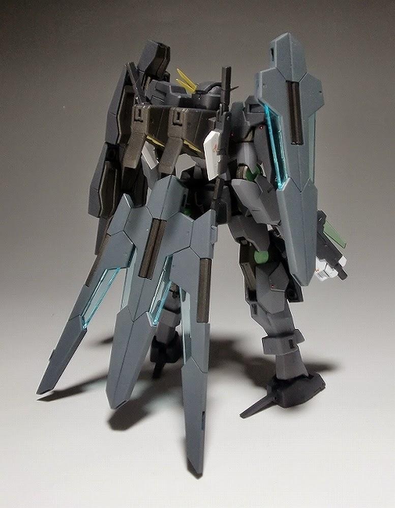 Custom Build: HG 1/144 Cherudim Gundam GNHW / R - Gundam ...