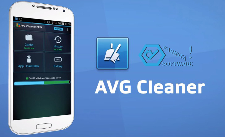 avg cleaner download for android