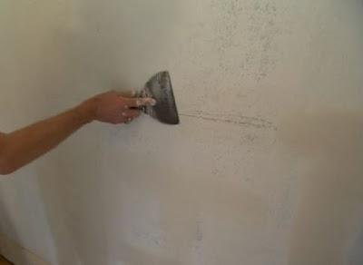 cara mencegah Terjadinya Retak Rambut Pada Dinding Rumah