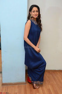 Pragya Jaiswal in beautiful Blue Gown Spicy Latest Pics February 2017 024.JPG