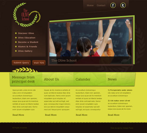 School Website Chandigarh