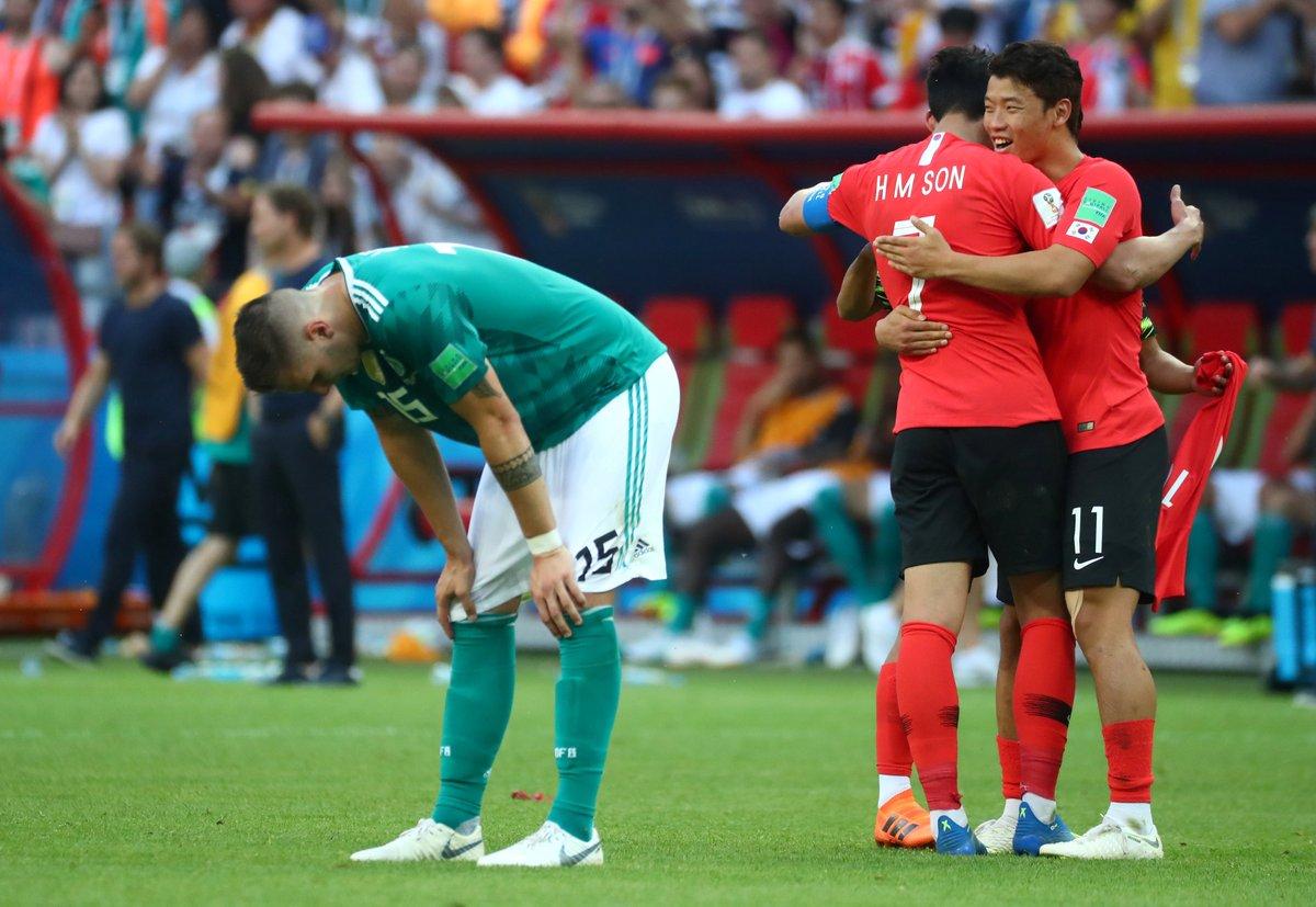 fdc859e015 Podcast Chucrute FC  ouça a análise da eliminação da Alemanha na ...
