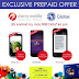 Buy a new Cherry Mobile smartphone with Globe Prepaid SIM and get FREE 150MB of mobile data!