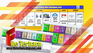 Aplikasi Rekap Nilai Kurikulum 2013 Terbaru, Aplikasi, Rekap, Nilai, K13, Kurikulum 2013, Excel,