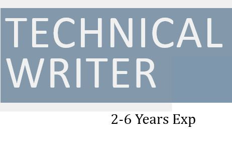 Job Opening for Technical Writer @ Mumbai - Technical Publication Jobs