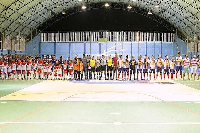São Desidério: Final do Campeonato de Futsal 2018 será neste sábado no Ginásio Almiro Almeida