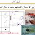 تحميل كتاب توزيع الأحمال الكهربائية داخل المبنى مع لوحات التوزيع   pdf