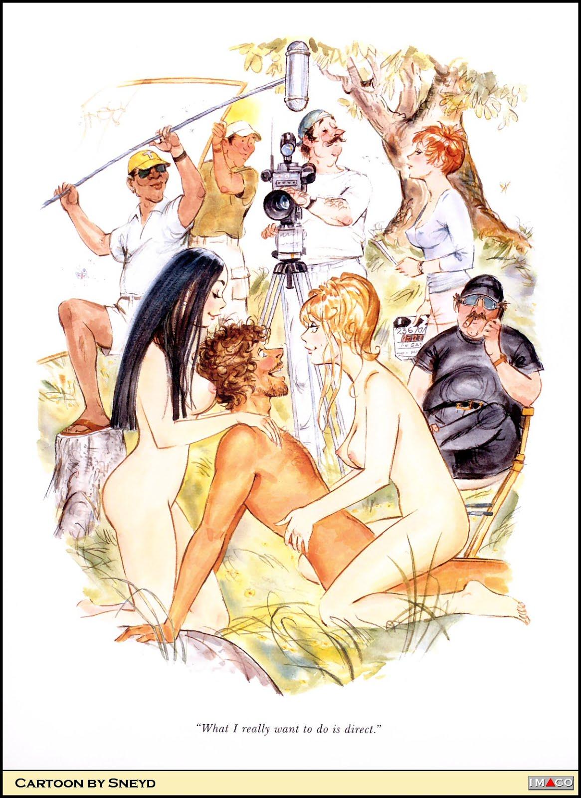 Adult cartoons uk