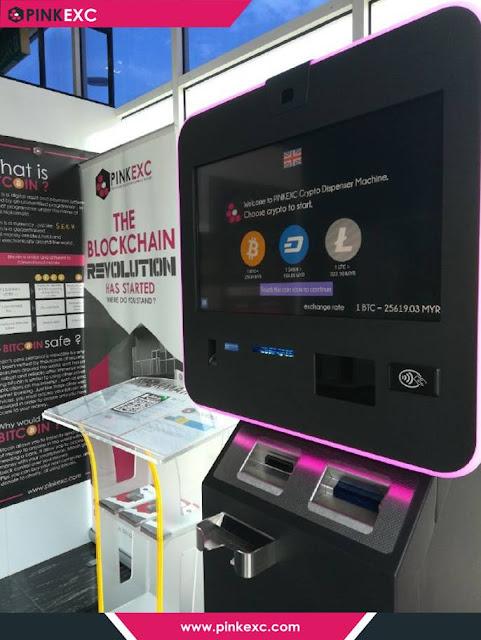 Exchanger Mata Wang Digital Baru Buatan Malaysia Pinkexc