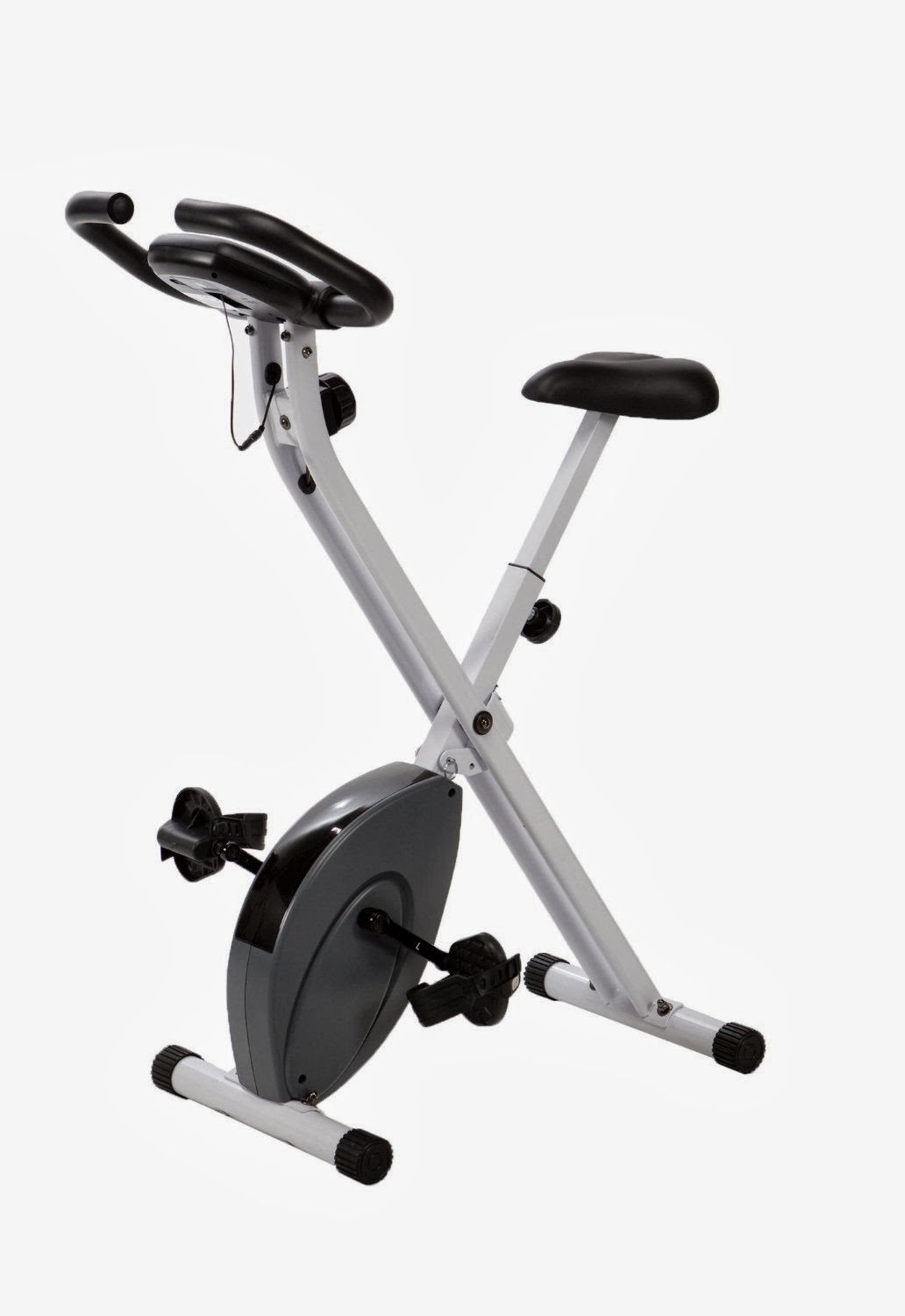 Exercise Bike Zone: Exerpeutic Folding Magnetic Exercise ...