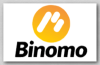Логотип брокера Binomo