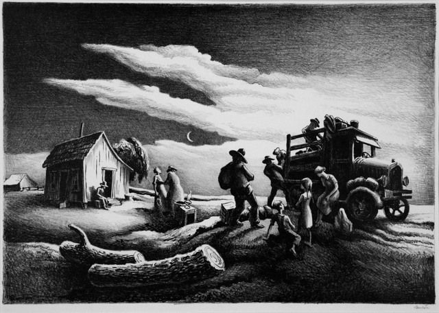 grapes of wrath one covertwo stories essay John steinbeck's novel, the grapes of wrath is one of the most influential books  in  it tells the story of one family's hardship during the depression and the dust .