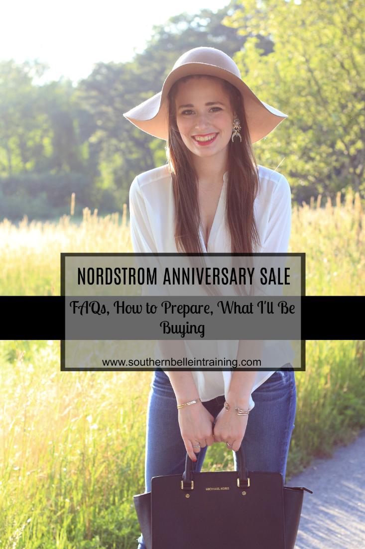 Nordstrom Sale 2018 info!